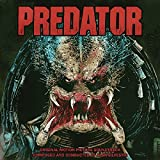"PREDATOR: ORIGINAL MOTION PICTURE SOUNDTRACK (LIMITED BLOOD RED & ""PREDATOR DREADS"" BLUE SPLATTER VINYL EDITION) [12 inch Analog]"