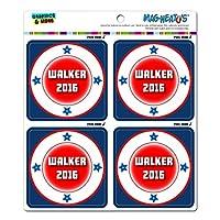 ウォーカー 2016 大統領選挙 MAG-NEATO'S(TM) ビニールマグネット Set