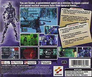 Metal Gear Solid / Game