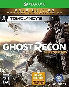 Tom Clancy's Ghost Recon: Wildlands - Gold Edition (輸入版:北米)