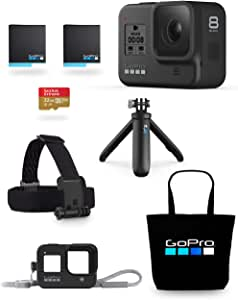 【GoPro公式限定】 GoPro HERO8 Black 限定ボックス + スリーブ+ランヤード + GoPro公式ストア限定非売品 トートバッグ 【国内正規品】