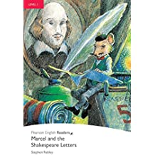 Level 1: Marcel and the Shakespeare Letters (Pearson English Graded Readers) (English Edition)