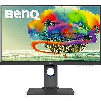 BenQ 27インチ デザイナー向けモニター/ディスプレイ PD2700U (4K/HDR/IPS/sRGB 100%/KVM機能/MST/PIP・PBP/スピーカー付/ピボット)