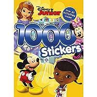 Disney Junior 1000 Stickers