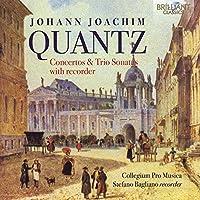 Quantz: Concertos & Trio Sonatas With Recorder