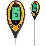 シンワ測定(Shinwa Sokutei) デジタル土壌酸度計A 地温 水分 照度測定機能付き 72716