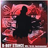 "DANCE CD B-BOY SOJI fromSIVA MixCD""B-BOY STANCE VOL.7"" D.N.A.Instrumental (CD)"
