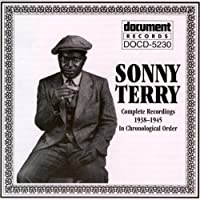Sonny Terry 1938-1945/Alonzo Scales 1955