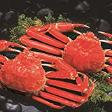 ズワイガニ姿 天然ボイル 本ずわいがに 蟹味噌 特大サイズ 550-600gX2枚入 総重量1.1kg