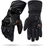 DORRISO Fashion Outdoor Sports Gloves Men Windproof Touch Screen Gloves for Cycling Motorcycle Motorbike Hiking Riding Climbi