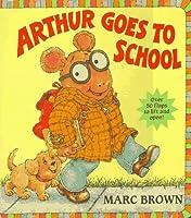 Arthur Goes to School (Great Big Board Book)