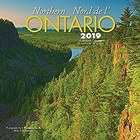 Wyman Publishing 北オンタリオ2019 ウォールカレンダー カナダ