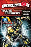 Transformers: Hunt for the Decepticons: Ratchet to the Rescue (I Can Read. Level 2)