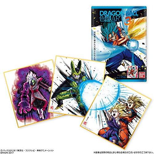 ドラゴンボール 色紙ART3 【全16種セット(フルコンプ)】