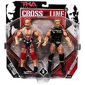 TNA クロス・ザ・ライン 2パック アクションフィギュア シリーズ3/カート・アングル & ミスター・アンダーソン