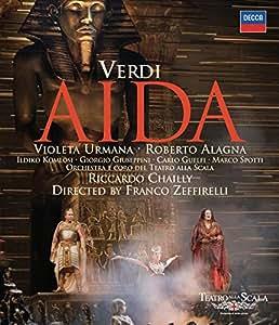 ヴェルディ:歌劇《アイーダ》 [Blu-ray]