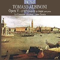 Concerti A 5 op. 6. No. 1-6