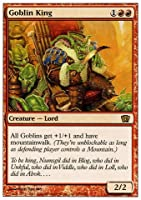 Magic: the Gathering - Goblin King - Eighth Edition