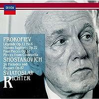 Prokofiev: Visions Fugitives by Sviatoslav Richter