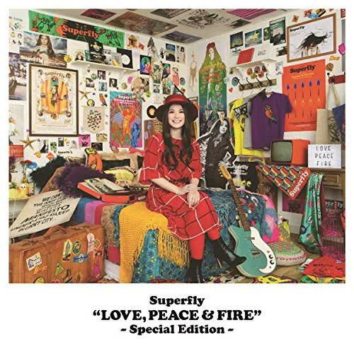 [画像:LOVE, PEACE & FIRE -Special Edition-]