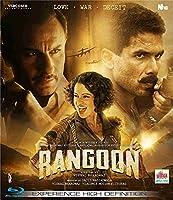 Rangoon (New Single Blu-Ray, Hindi Language, With English Subtitles, Released By Ultra)