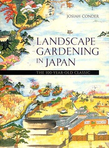 日本庭園入門―Landscape gardening in Japan