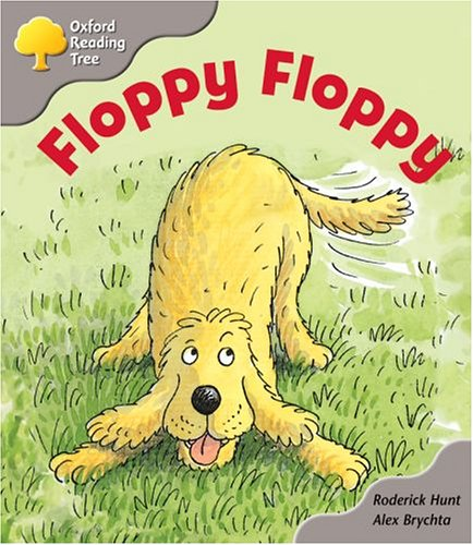 "ORT: Stage 1: First Words: ""Floppy Floppy""の詳細を見る"