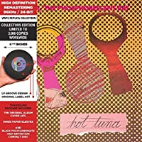 Phosphorescent Rat - Cardboard Sleeve - High-Definition CD Deluxe Vinyl Replica by Hot Tuna (2012-05-03)
