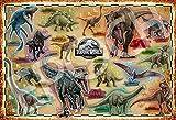 ジグソーパズル ダイナソー・コレクション 300ピース (26x38cm) 28-806s