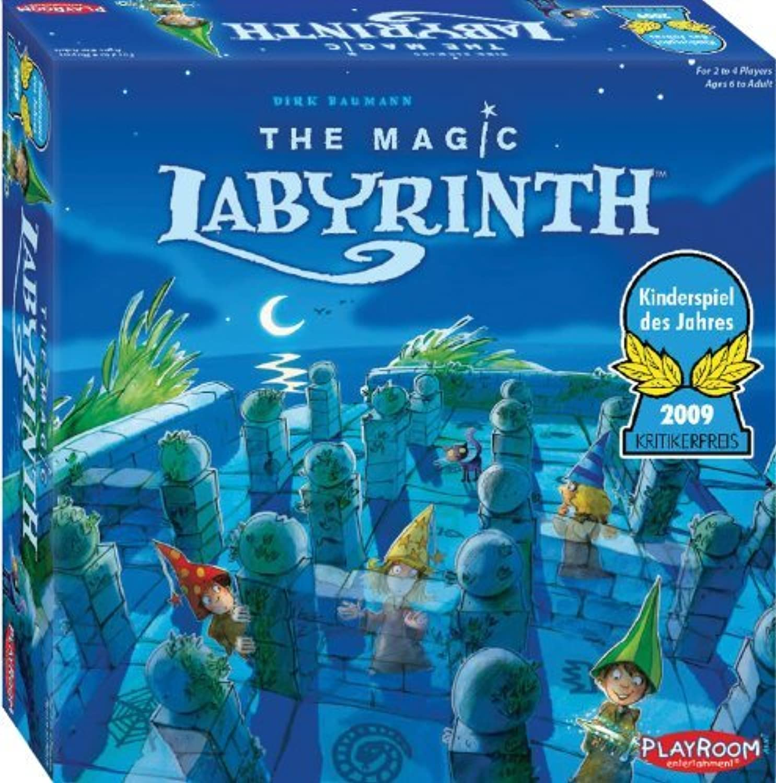 The Magic Labyrinth Board Game [並行輸入品]
