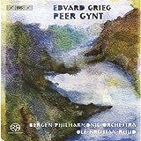 グリーグ:劇音楽「ペール・ギュント」(全曲) (Grieg: Peer Gynt) (2CD) [Import]
