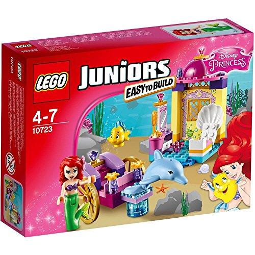 レゴ (LEGO) ジュニア ディズニー アリエルのドルフィンキャリッジ 10723