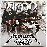 METALLICA Hardwired Garage Days Revisited Bonus Live Rarities CD+DVD set in Digipak