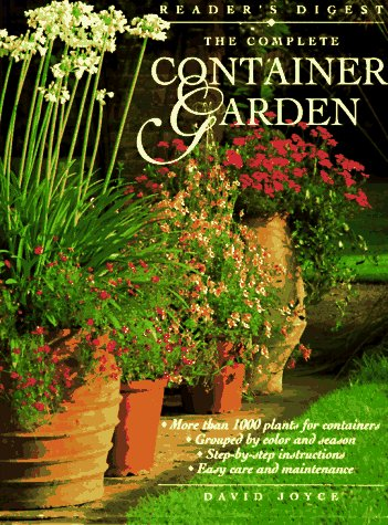 Download The Complete Container Garden 0895778483