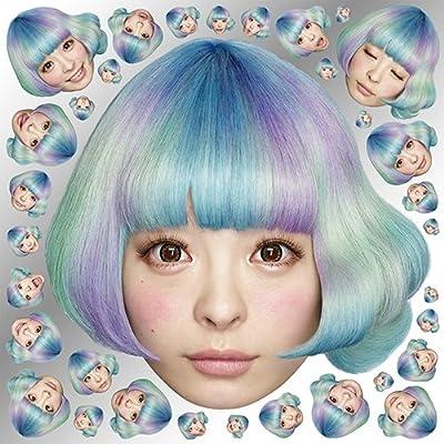 KPP BEST 初回限定盤(きゃりーぱみゅぱみゅ超限定リアルお顔パッケージ) CD+DVD, Limited Edition