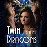 Twin Dragons (Dragon Lords of Valdier Series, Book 7)