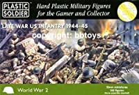 Plastic Soldier 15mm Late War US Infantry 1944-45 WW2015006