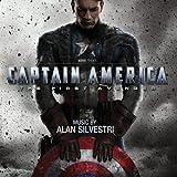 Captain America: The First Avenger [Soundtrack, Import, From US] / Alan Silvestri (CD - 2011)