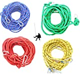 (モデルノ ラ テール) Moderno La Terre 選べる タイプ オリジナル クライミング ロープ カラビナ 二個 付き SN-TR