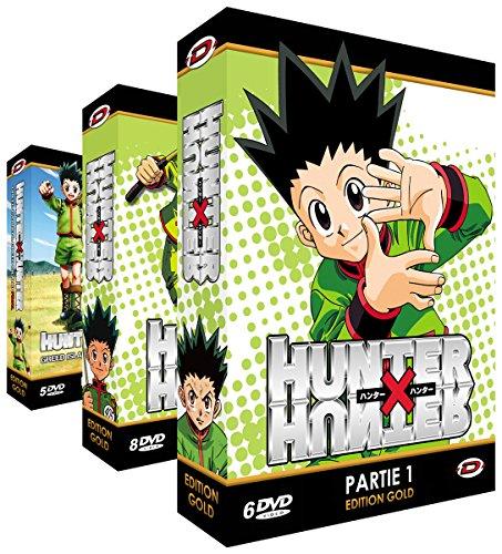 HUNTER×HUNTER TV(1999年版)&OVA コンプリート DVD-BOX (全92話,...