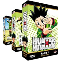 HUNTER×HUNTER TV(1999年版)&OVA コンプリート DVD-BOX (全92話, 2100分) ハンターハンター 冨樫義博 アニメ