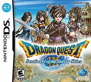 Dragon Quest IX: Sentinels of The Starry Skies (輸入版)