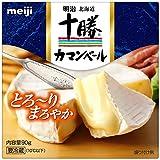 [冷蔵] 明治北海道十勝カマンベールチーズ 90g