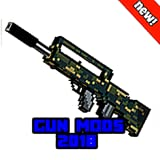 Best New Gun Mods: Mod for MCPE Top Games Full up Pro Inc
