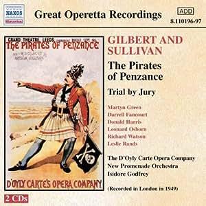 Gilbert & Sullivan: Pirates of