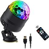 Upgrade Full Colours Disco Ball Light dj Light Show Light RGBW led Mini Party Light Christmas Decoration Light Gift Light Mag