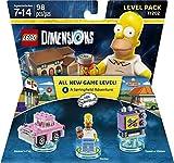 LEGO Dimensions Level Pack Portal 2 The Simpsons レゴ Dimensions レベルパックポータル2 シンプソンズ [並行輸入品]