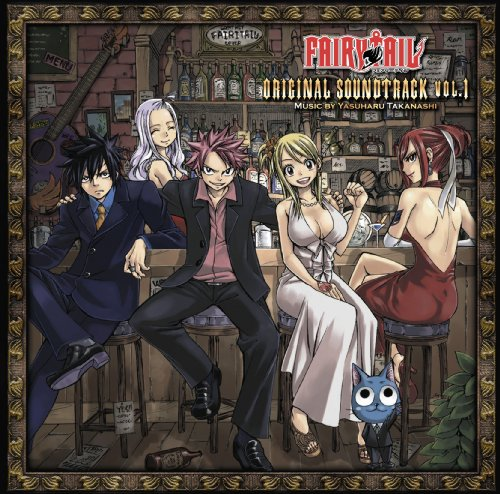 「FAIRY TAIL」ORIGINAL SOUNDTRACK VOL.1