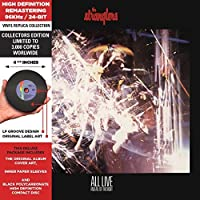 All Live And All Of The Night - Cardboard Sleeve - High-Definition CD Deluxe Vinyl Replica by The Stranglers (2014-05-03)