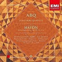 Haydn: String Quartets Op 76 No 2-4 by Alban Berg Quartett (2008-11-26)